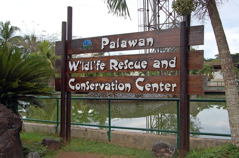 Palawan Wildlife Rescue and Conservation Centre Puerto Princesa