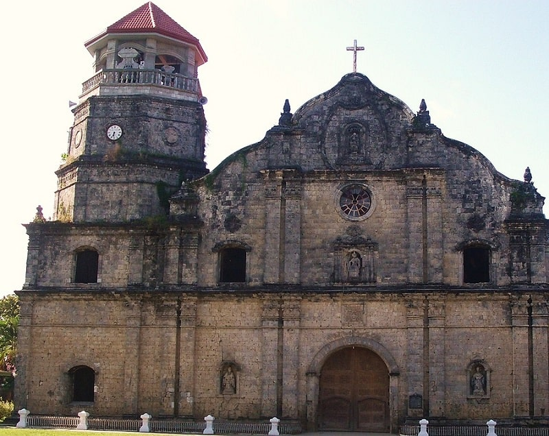 Roxas Cathedral in Panay