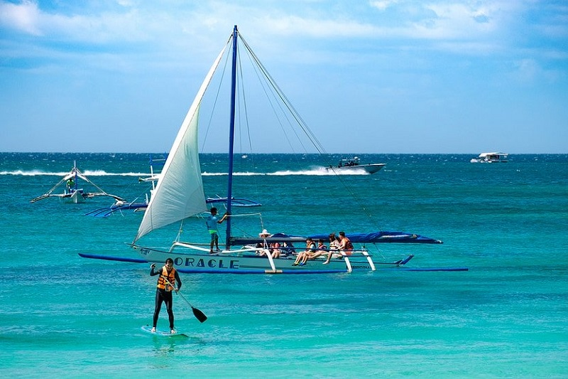 EXACTLY How To Get From Kalibo To Boracay Island [2021]