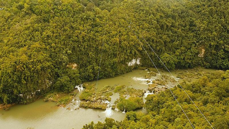 Feel The Adrenaline Rush At Loboc Ecotourism Adventure Park